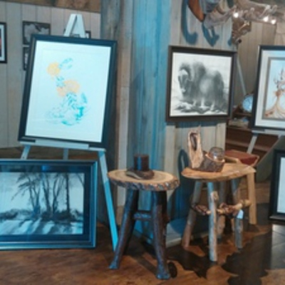 Gallery Drawings and Woodworking 2015